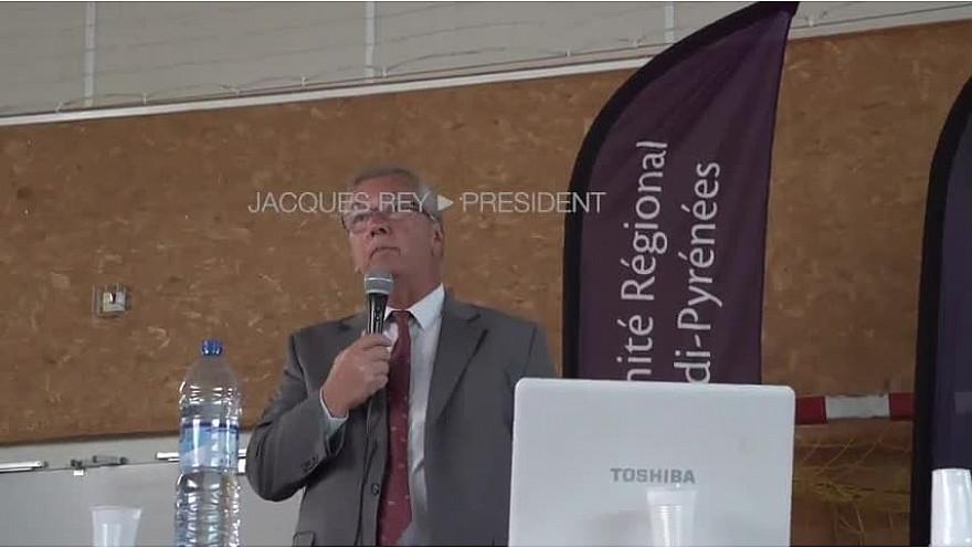 Le 3 septembre 2017 le Comité Régional Occitanie de Gymnastique a été créé avec pour Pésident Monsieur Jacques REY.