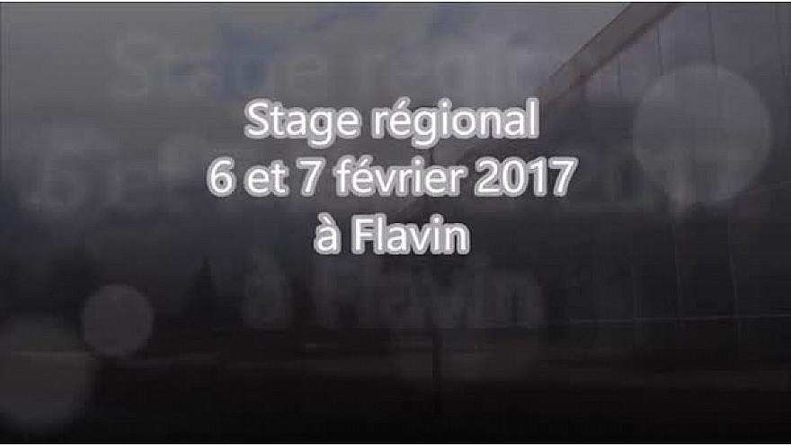 Stage régional 6 et 7 février 2017